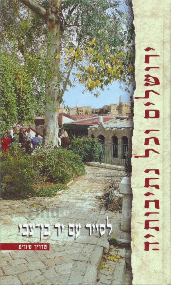 ירושלים וכל נתיבותיה - אייל מירון
