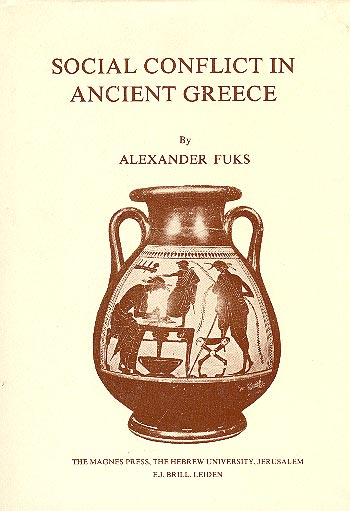 Social Conflict In Ancient Greece /