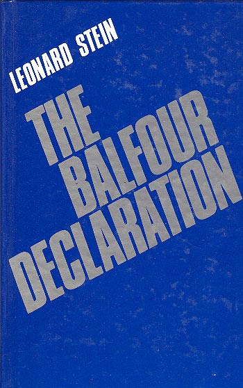 The Balfour Declaration /