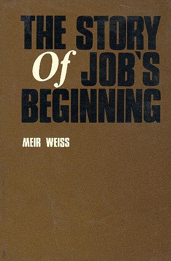 The Story Of Job's Beginning - Job 1-2: A Literary Analysis /