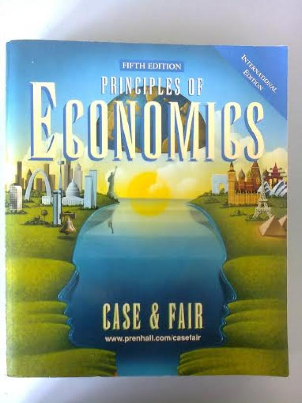 (Principles of Economics (5th Edition - CD includs / Karl E. CASE