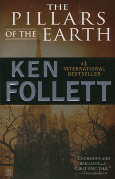 The pillars of the earth - Ken Follet