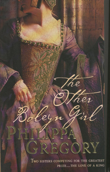 The other boleyn girl - Philippa Gregory