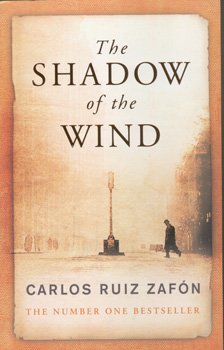 The shadow of the wind - Carlos Ruiz