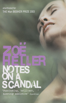 Notes on a scandal / Zoe Heller