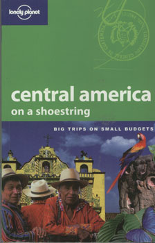 Central america 5 - Lonely Planet