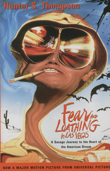 Fear and loathing in las vegas - Hunter S