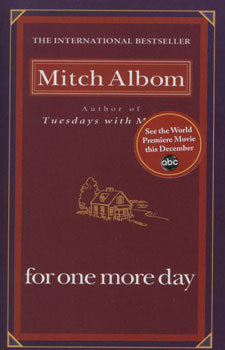 For one more day / Mitch Albom
