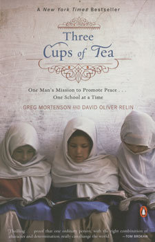Three cups of tea / Greg Mortenson