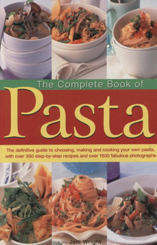 The complete book of pasta -