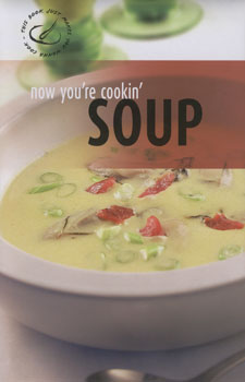Now you're cookin' soup -