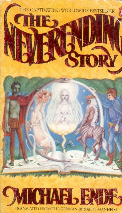 The neverending story / Michael Ende