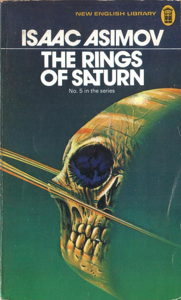 The Rings of Saturn - Lucky starr #5 / Isaac Asimov