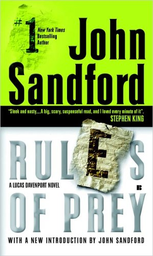 Rules of prey / John Sandford