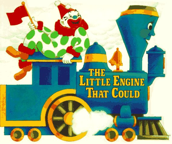 The little engine that could / Watty Piper