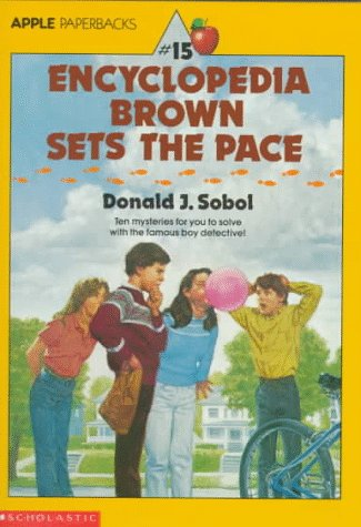 Encyclopedia brown sets the pace / Donald J. Sobol