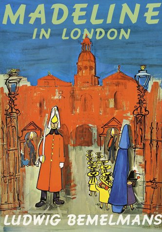 Madeline in london / Ludwig Bemelmans