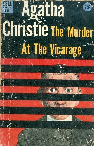 The murder at the vicarage / Agatha Christie