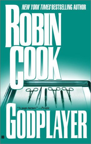 Godplayer / Robin Cook