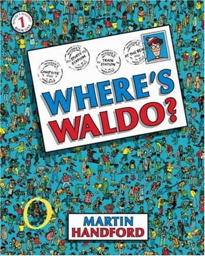 Where's waldo? / Martin Handford
