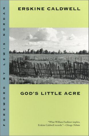 God's little acre / Erskine Caldwell