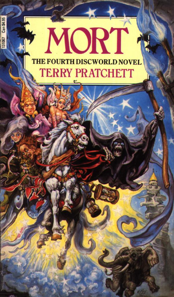 Mort - Terry Pratchett