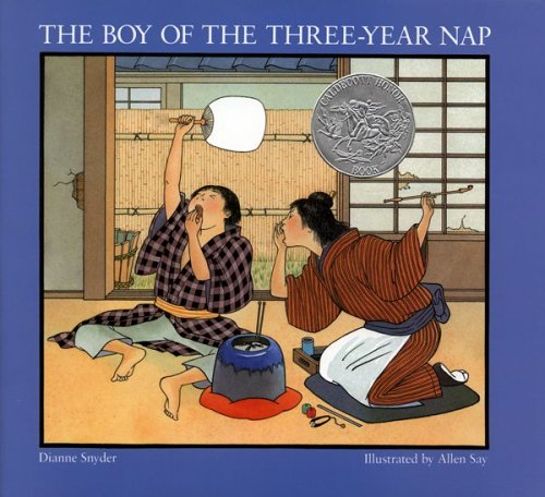 The boy of the three-year nap / Dianne Snyder