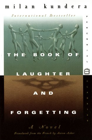 The book of laughter and forgetting / Milan Kundera