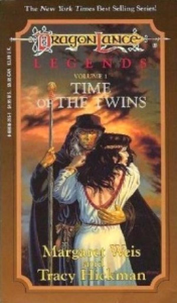 Time of the twins - Legends Volume 1 / Margaret Weis