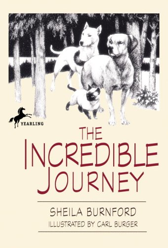 The incredible journey / Sheila Burnford