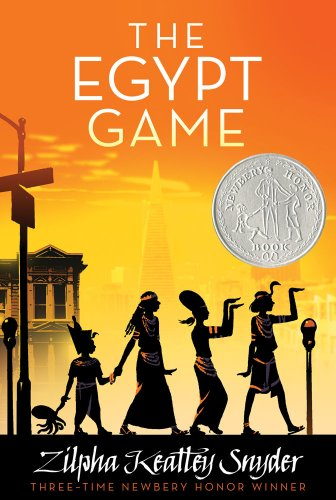 The egypt game / Zilpha Keatley Snyder