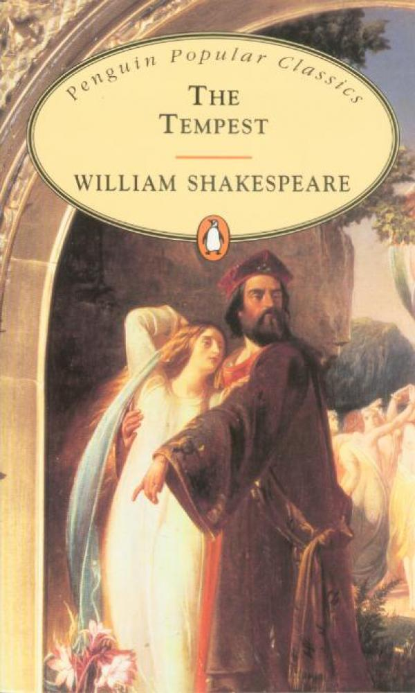 The Tempest (Penguin Books) - Complete and Unabridged - William Shakespeare
