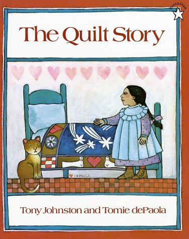 The quilt story / Tony Johnston