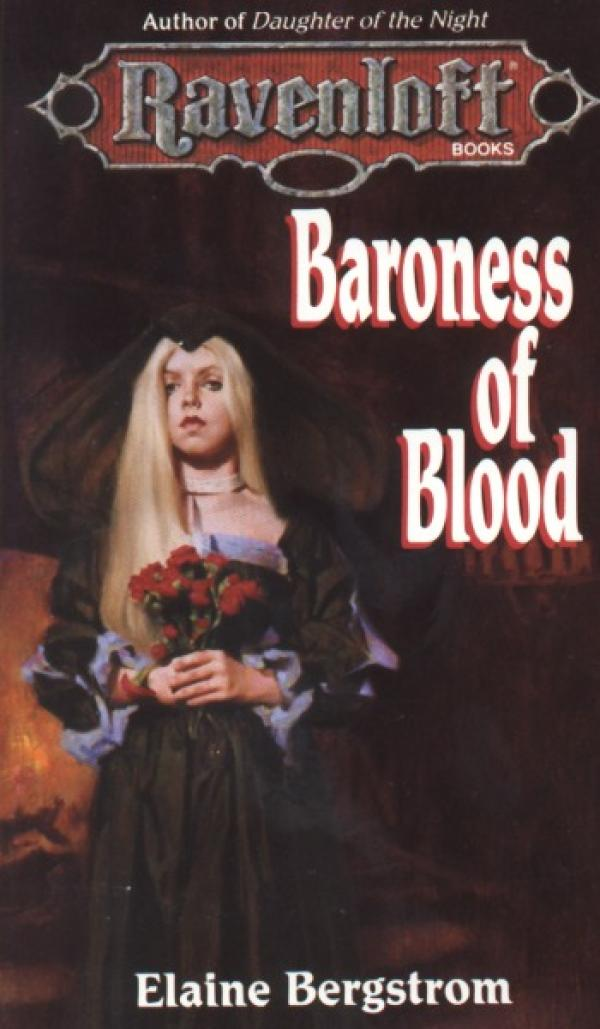 Baroness of Blood - Ravenloft  #12 / Elaine Bergstrom