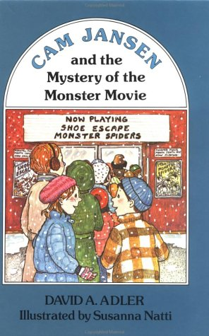 Cam jansen and the mystery of the monster movie / David A. Adler