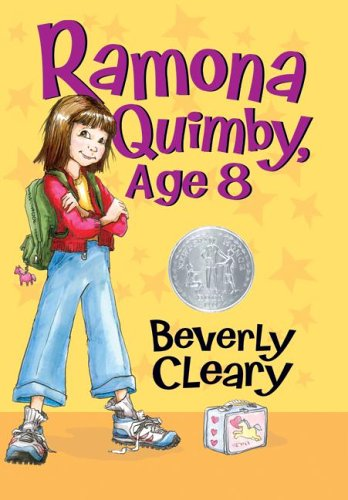 Ramona quimby, age 8 / Beverly Cleary