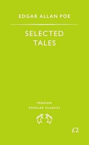 Selected Tales - Edgar Allan Poe