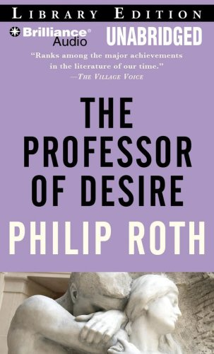 The professor of desire - Philip Roth
