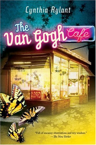 The van gogh cafe - Cynthia Rylant