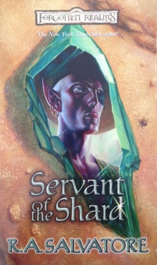 Servant of the shard - Forgotten Realms - R.A. Salvatore