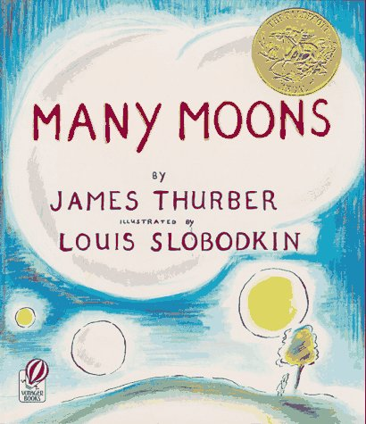 Many moons / James Thurber