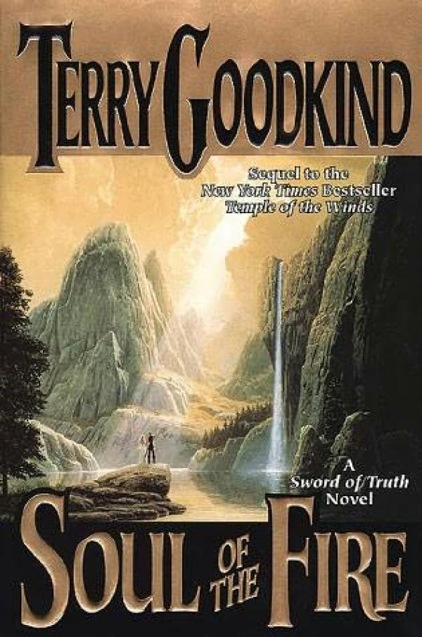 Soul of the Fire - Sword of Truth #5 / Terry Goodkind