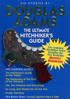 The ultimate hitchhiker''s guide - 6 stories - D. Adams