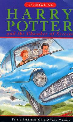 Harry potter and the chamber of secrets / J. K. Rowling