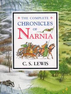 The complete chronicles of narnia - C. S. Lewis