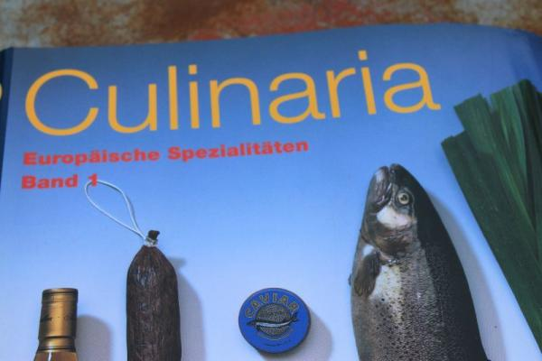 Culinaria europe - two volumes / 2 Vol