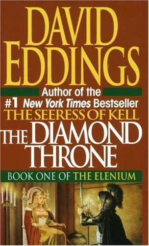 The diamond throne - The Elenium series, book 1 / David Eddings