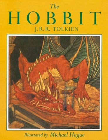 The hobbit - OR THERE AND BACK AGAIN / John Ronald Reuel Tolkien