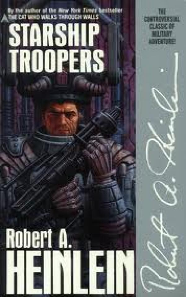 Starship troopers / Robert Heinlein