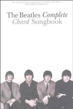 The beatles complete chord songbook / Hal Leonard (editor)